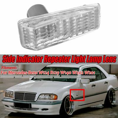 Standlicht Seitenblinker Lampe for Mercedes-Benz Klasse S W140 Klasse Sl R129