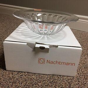 Nachtmann Glass Bowl London Ontario image 1