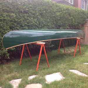 Canvas/Cedar Canoe