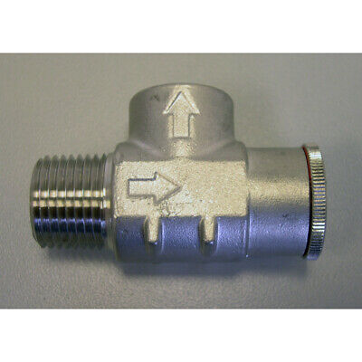 Campbell Pressure Relief Valve
