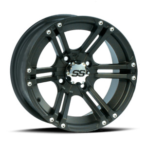 "50% OFF 14"" 4/115 ARCTIC CAT SS212 BLACK RIMS @ HFX MOTORSPORTS!"