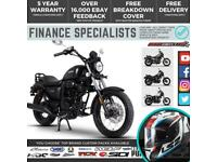 Sinnis Hoodlum 125 EFi 125cc Cruiser Motorcycle *UK/Ireland DELIVERY & Finance*