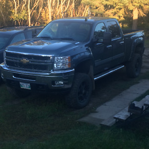 2011 lifted duramax