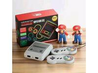 SNES GAMES CONSOLE