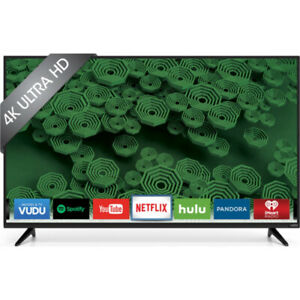 Vizio D50U-D1 50inch 4k 120hz LED Smart TV