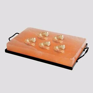 "HIMALAYAN SALT COOKING PLATES/SLAB: ( SIZE: 12"" 8"" 1.5"") FREE SHIPPING"