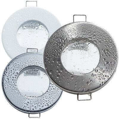 Einbaustrahler 12V IP54 / IP65 Einbauleuchte , Bad , Dusche Feuchtraum Decken ()