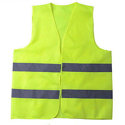 Safety Security Visibility Reflective Vest For Construction Traffic/Warehouse (Traffic Safety Vest)