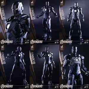 Hot Toys Ironman Mark VII Stealth Mode
