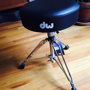 Drum Workshop Stool - NWT - Retail $135.00