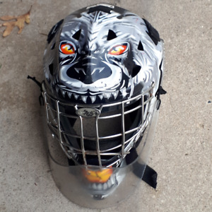 Goalie Hockey Helmet