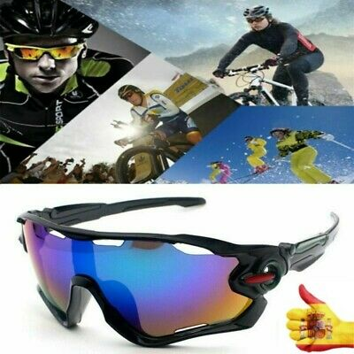 Gafas de ciclismo UV400 Gafas de bicicleta Gafas deportivas al aire libre...