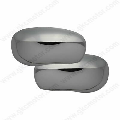 Chrome Mirror Cover Set Fits 2006-2010 Dodge Charger