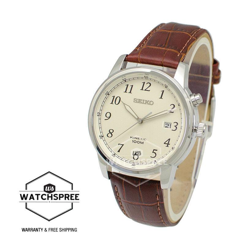 Seiko Kinetic Watch SKA779P1