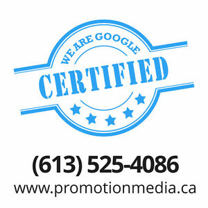 Need a Website? Have a Website? ~ We Are Google Certified!