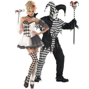 HALLOWEEN COSTUMES - KIDS ADULTS COUPLE