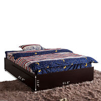 New Bed with 4 Storage Drawers, free delivery and assembly
