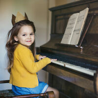 PIANO and THEORY Lessons in your Home!