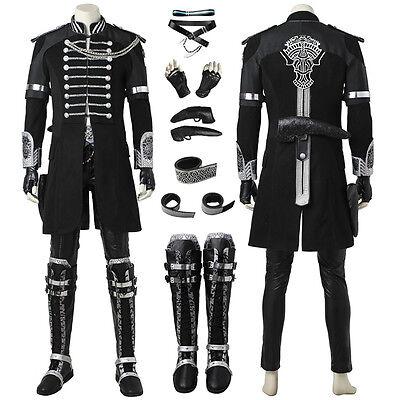Final Fantasy XV Kingsglaive Nyx Ulric Cosplay Costume Top Grade Handmade](Movie Grade Costumes)