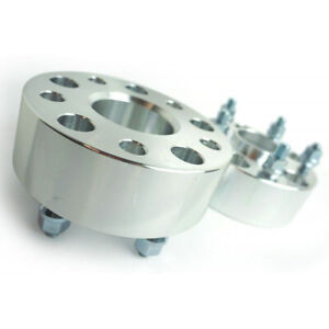 Wheel Spacers 5X114.3 5X4.5 | 67.1 CB | 38MM 1.5 Inch