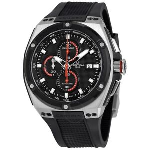 Certina DS Eagle Chronograph Watch 46mm