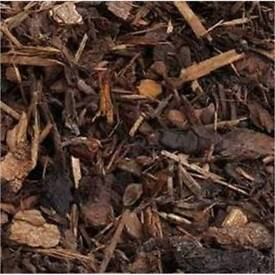 Mulch / Bark / Wood Chippings (Free Delivery) North West Only