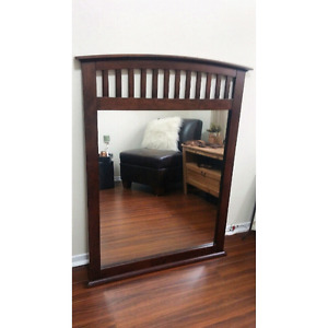 Big Beautiful Mirror For Vanity Or Dresser