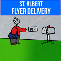 St. Albert flyer delivery service