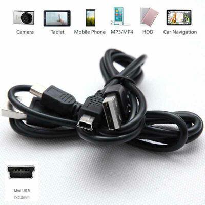 2 Metros Largo Cargador Carga Cable Nintendo Wii U Pro Controlador Nuevo