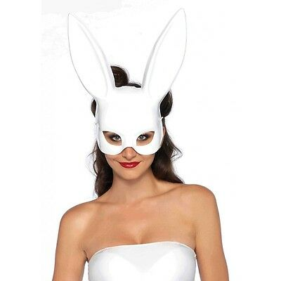 LA-2628 MASQUERADE Frank Rabbit White Darko Mask Halloween Costume - Frank Rabbit Costume