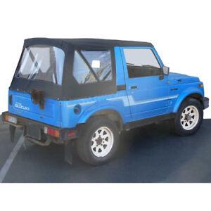 Suzuki Samurai parts for sale.