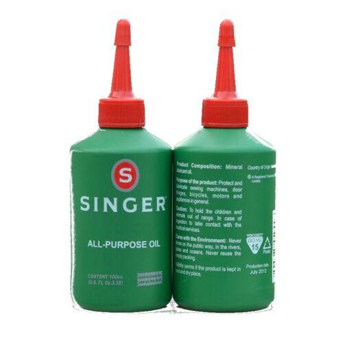 Singer Sewing Machine Oil 100 ml