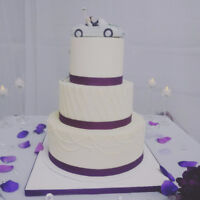 Wedding Cakes by Beautiful Bakes