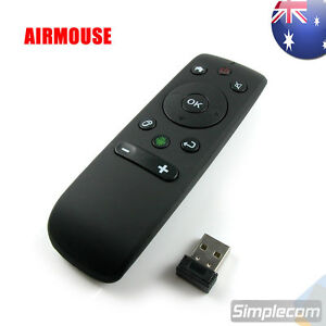 Wireless Remote Control Air Mouse 2.4G For XBMC Android TV Box Mini PC GyroMouse
