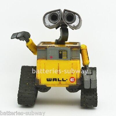 New Disney Pixar Wall-E WALL·E Robot Toy Mini Action Figures no box Gift for sale  Shipping to Canada