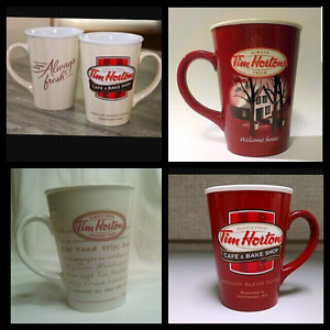 Wanted: Tim Hortons Mugs