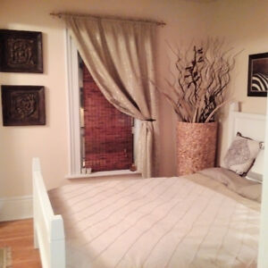 1 Bdrm w/ Den + Priv. Washroom + All Utl incl, Downtown Brampton