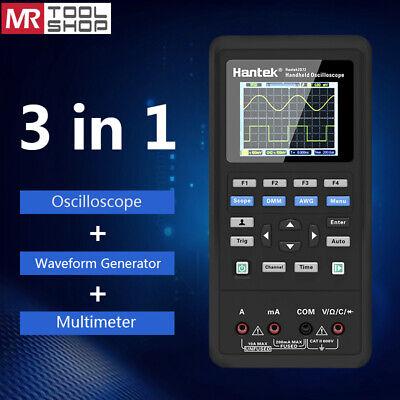 Hantek Handheld Oscilloscope Multimeter Waveform Generator 2d42 2d72 2c72 2c42