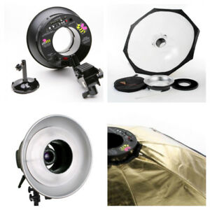 Amazing photo light kit - Alien Bees ABR800 RING FLASH