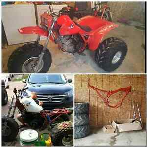 Looking to buy honda/yamaha trike project