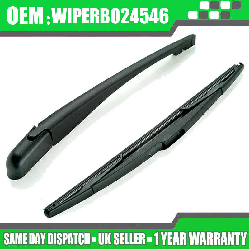 Car Back Rear Wiper Arm/&Blade Suits For PEUGEOT 307 SW ESTATE 2002-2008