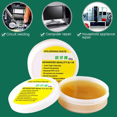 50g Soldering Flux Paste Solder Low-temperature Lead-free Welding Grease Cream