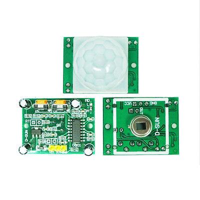 1x Hc-sr501 Infrared Pir Motion Sensor Module For Arduino Raspberry Pi New
