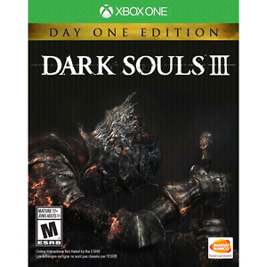 Darksouls 3 Day one edition