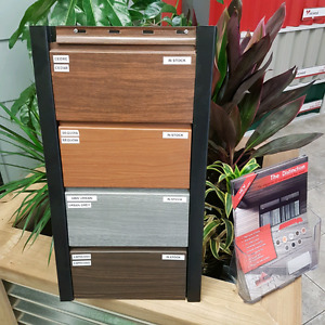 """NEW""!! Arcitectual METAL WOOD  siding !!"