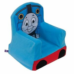 Thomas the Tank Engine Cosy Chair - New - (FREE P&P)