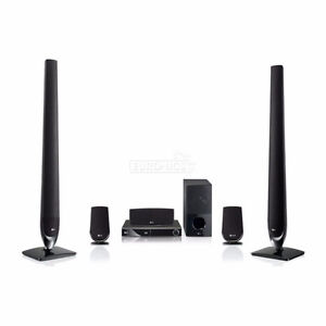LG 3D Blu Ray Surround Sound Speaker System