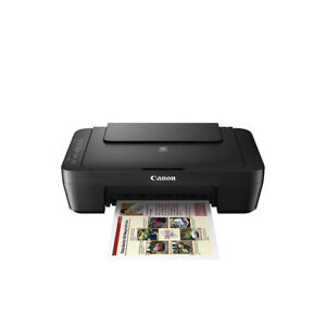 CANON WIRELESS COLOR PHOTO PRINTER AND SCANNER (MG3029)- mnx