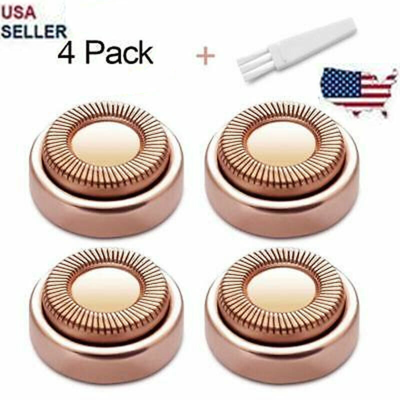 Replacement Heads Shaver Epilators Razor Hair Remover Bikini Trimmer Legs Arms Epilators & Electrolysis