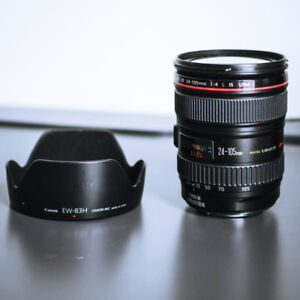 Canon EF 24-105mm f/4L IS I USM